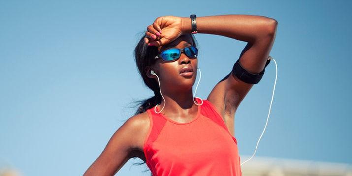 Фитнес в жару