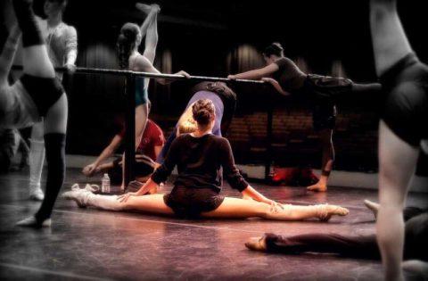 Упражнения боди-балет