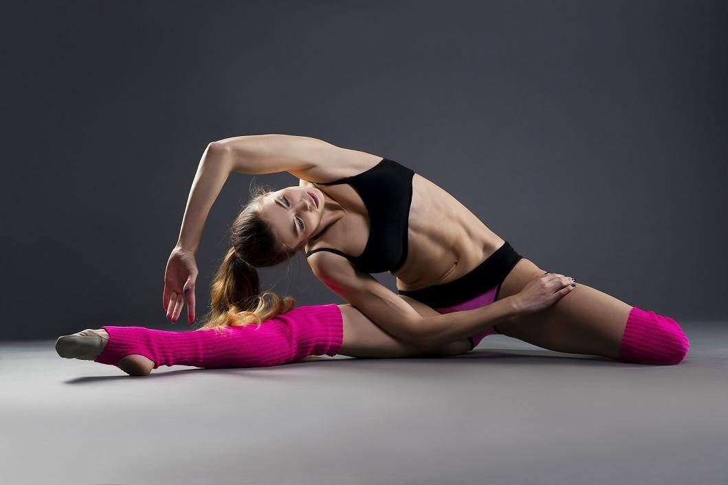 Занятия стретчингом: упражнения на растяжку