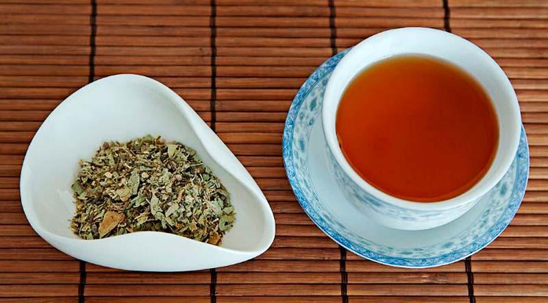 Чай из листьев сенны