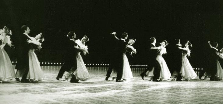Бальные танцы в СССР