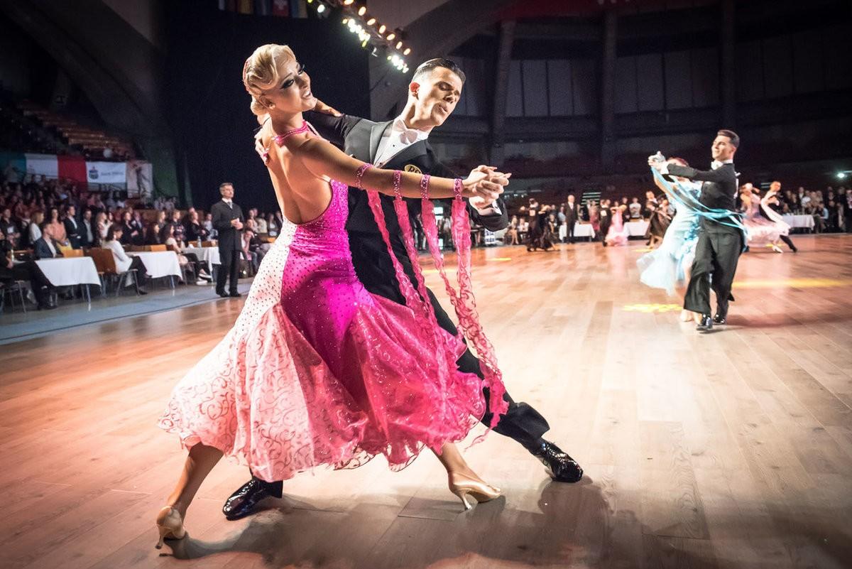 Спортивный бальный танец